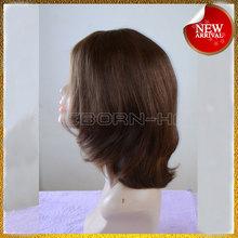 2014 jewish kosher human hair jewish wigs european hair