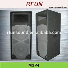 PV style wooden speaker cabinet