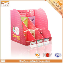 jewelry advertising floor display / jewelry traveling display case