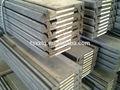 Hierro y plano de acero laminado en productos, Barra plana de acero del resorte