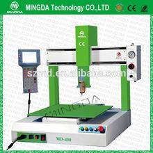 Automatical robot glue dispenser/ 3 axis glue dispenser/ MINGDA smt glue dispenser
