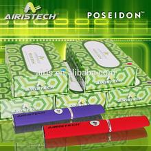 Airistech 3 in 1 kit flexible e vaporizer pen 2013 kit with non-stick silicon wax jar