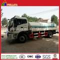 Caliente venta Dongfeng chasis 4 * 2 de agua cisterna de transporte de camiones
