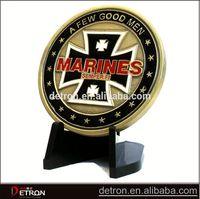 Medal Black acrylic display pedestal