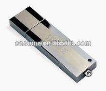 wholesale promotional gift cheap metal usb drive/metal usb flash disk