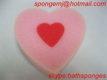 top quality China factory fish shape bath sponge konjac charcoal sponge