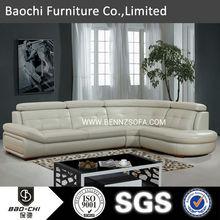 Baochi 2013 latest living room sofa design A172#