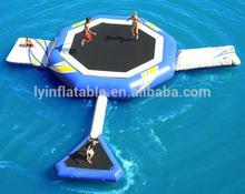 High quality PVC inflatable water games meet EN14960