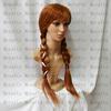 Wholesale Cosplay Frozen Princess Anna Costume Wig MCS-0002