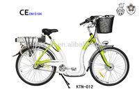 latest style 36v 250w city e bike aluminum