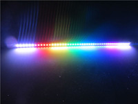 56cm Car Truck Knight Rider LED Scanner Decoration Strobe Flash Strip Light with remote controller LED Car Strip