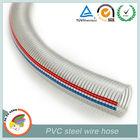 8 inch diameter clear pvc steel wire hose