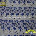 yjc30017 bordado a mano de flores diseñosindios de encaje bordado de tela al por mayor