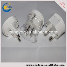 Wholesale international universal multi plug adapter travel adapter
