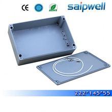 2014 new hot sale IP66 waterproof enclosure aluminium box high quality