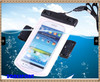 high quality waterproof cell phone bag with armband ,headphone jack
