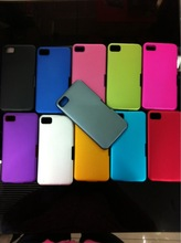 For blackberry Z10 aluminum case combo case with silicone inside layer