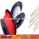 high quality transparent and white heat shrink ptfe tubing/pure teflon 100% virgin ptfe tube