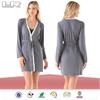 Custom Women's Robe Cheap Satin Silk Robe Wholesale Cheap Bathrobe