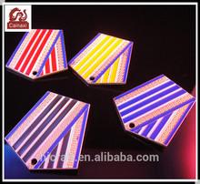 Stripe badge/modern badge/trendy badge