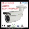 "High Quality 1/3 "" Panasonic CMOS HD SDI CCTV IR Cameras 1100tvl"