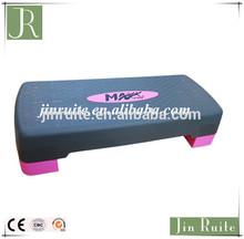 indoor exercise crossfit aerobic steps, fitness platform, aerobic stepper