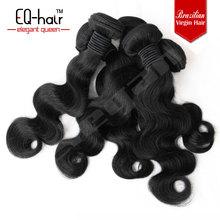 Easy to dye brazilian body wave hair top grade 5a 100% brazilian virgin remy human hair
