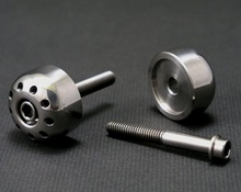 CNC motorcycle Bar Ends/Motorcycle Parts/accessories/bar ends anodized for suzuki dukabike