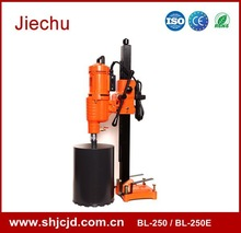 240V low price 250mm asphalt rock core cutting machine