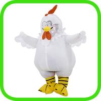 2014 New Item Inflatable Turkey Costume