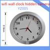20-50M wifi long range wireless cctv camera system wall clock YZ005