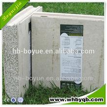 Foam concrete wall panels