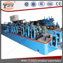 Great Value Popular in China Aluminium Tube Mill for Round Square Rectangle Pipe Alibaba China Supplier