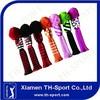 2014 Newest Design Unique Golf Head Cover Knit
