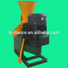 John Zhang selling wood pellet press machine