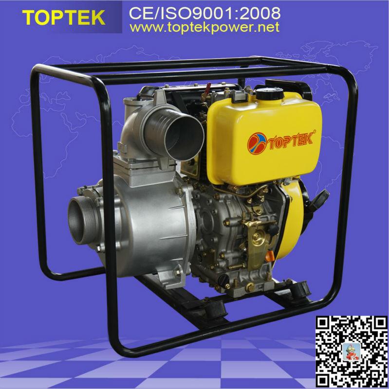 hot sale 186F agricultural water pump machine