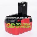 14.4v batterie perceuse sans fil bosch pour bat038 1.3ah-3.3ah, ni-cd/ni-mh