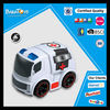 CHILDREN CAR TOY FRICTION POWER ENGINEERING CAR