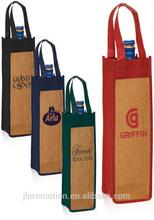Napa Single Bottle Wine Gift Tote Bags Napa Single Bottle Wine Gift Custom Tote Bags