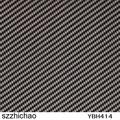 En fibre de carbone film d'eau hydrographiques film d'impression de transfert