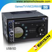 "Erisin ES890G 6.2"" Auto DVD Audio Navigation System Radio TV"