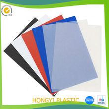 printable pvc plastic sheet,pvc lamination sheet,transparent pvc rigid sheet