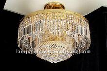 2014 Hotel Bedroom Or Guestroom Crystal Ceiling Lamp