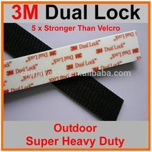 Out door super heavy duty 3m dual lock reclosable fastener