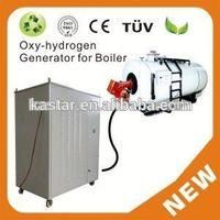 maximum water consumption 1.6l/h oxyhydrogen generator for boiler