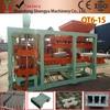 QT6-15 block making machine uk, fully automatic block making machine,paving block machine price