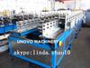 [Unovo Professional Manufacturer ] steel shelf plate roll forming machine
