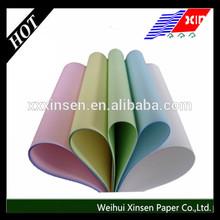 Autocopiant ncr papier cb blanc 890 * 690 mm