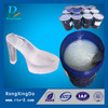 rtv-2 liquid silicone rubber for shoe soles molding making
