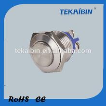 [TEKAIBIN] GQ16H-10/N IP65 hIgh Round push button switch cover